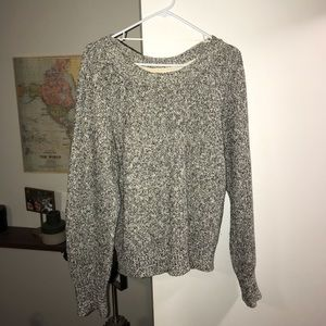 Free people sweater pullover marled star dune
